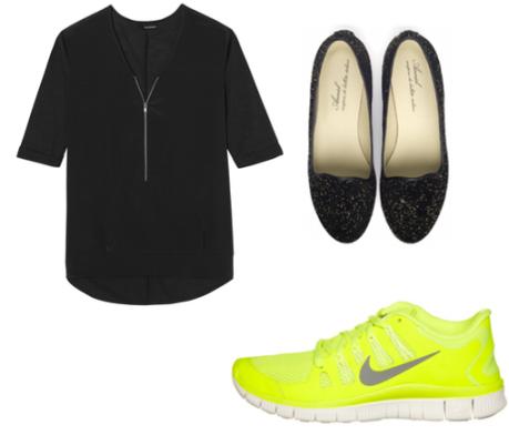 wishlist vêtements et chaussures-